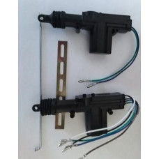 Моторчики центрального замка 2-х проводные