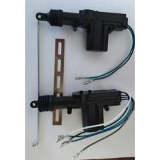 Моторчики центрального замка 5 проводные
