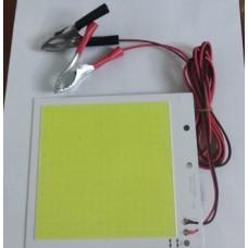 Подсветка салона диодная с контактами на аккумулятор большая