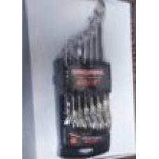 Набор трещеточных гнущихся ключей 7пр. эконом упаковка